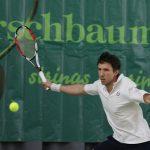 Herren Tennisturnier der ITF World Tennis Tour in seiner 16. Auflage erstmals in Meerbusch